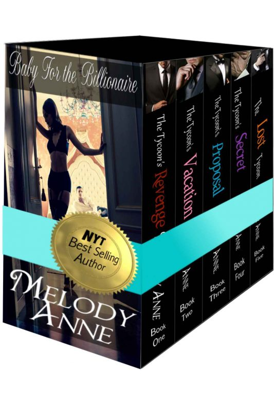 Baby for the Billionaire (Box Set)