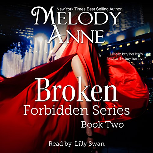 Broken: Forbidden Series, Book 2 (Audiobook)