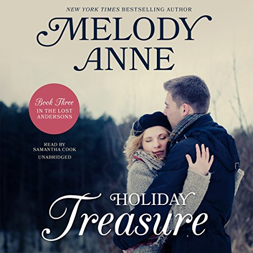 Holiday Treasure (Billionaire Bachelors, Book 10) (Audiobook)