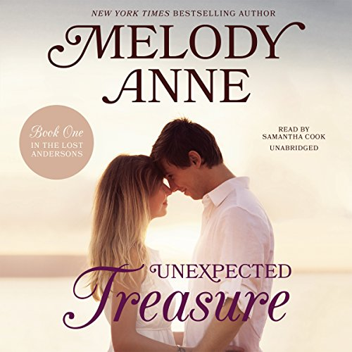 Unexpected Treasure (Billionaire Bachelors, Book 8) (Audiobook)