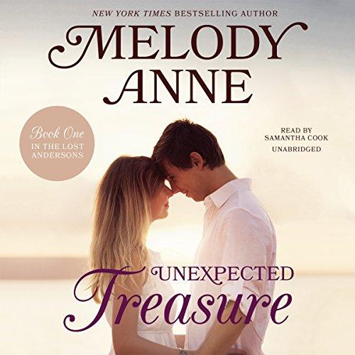 Unexpected Treasure (Billionaire Bachelors, Book 8) (Audiobook)