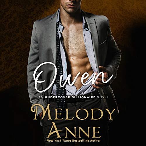 Owen (Undercover Billionaire, Book 3) (Audiobook)