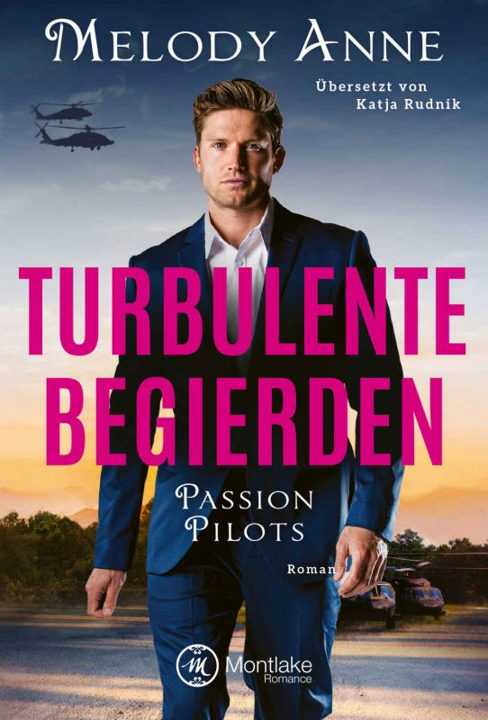 Turbulente Begierden (Passion Pilots 3) (German Edition)