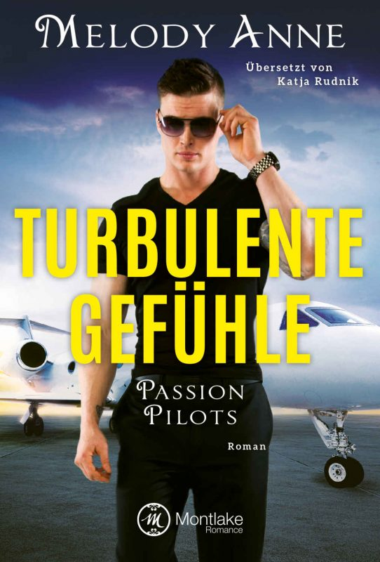 Turbulente Gefühle (Passion Pilots 4) (German Edition)