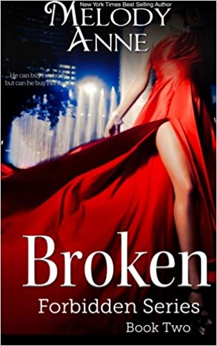Broken (Forbidden Series, Book 2)