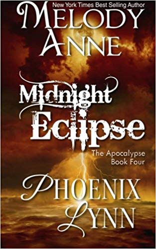 Midnight Eclipse (Rise of the Dark Angel, Book 4)