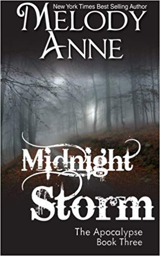 Midnight Storm (Rise of the Dark Angel, Book 3)