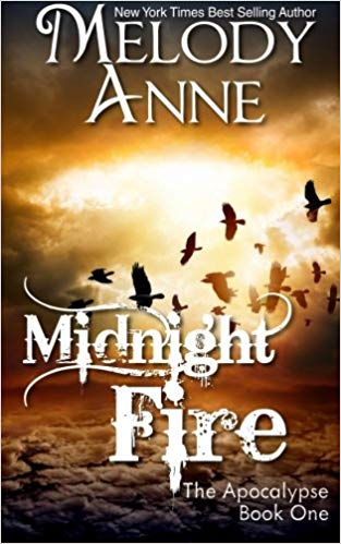 Midnight Fire (Rise of the Dark Angel, Book 1)
