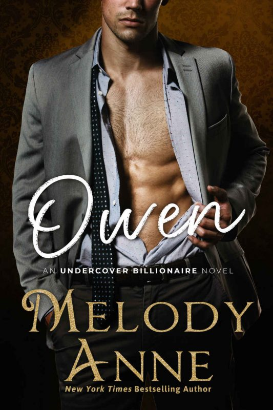 Owen (Undercover Billionaire, Book 3)