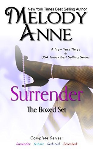 Surrender Collection: Surrender Series: Books 1 – 4