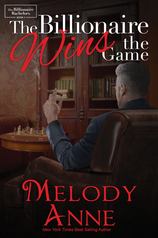 The Billionaire Wins the Game (The Billionaire Bachelors, Book 1)