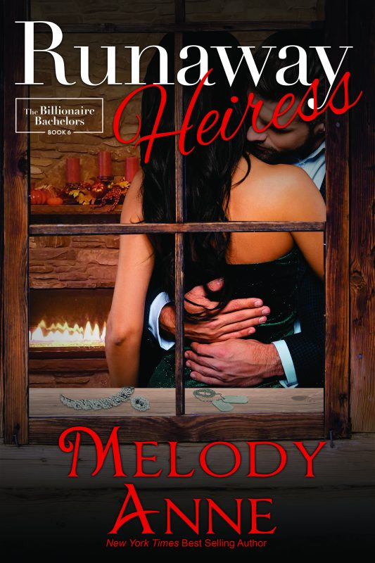 Runaway Heiress (The Billionaire Bachelors, Book 6)