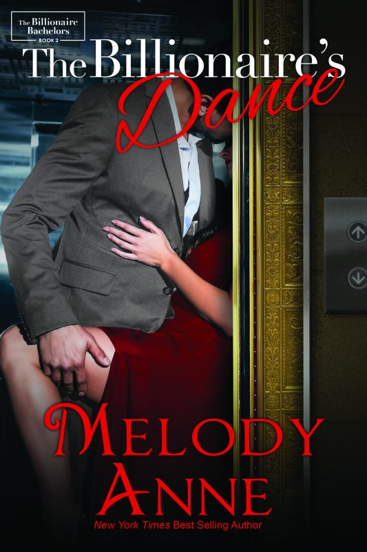 The Billionaire's Dance (The Billionaire Bachelors, Book 2)