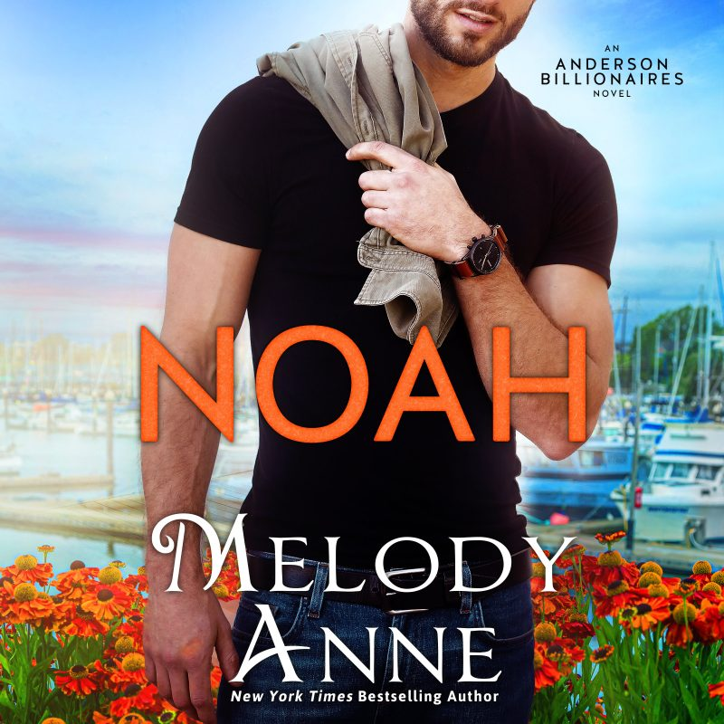 Noah (Anderson Billionaires, Book 2) (Audiobook)