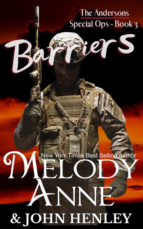 Barriers (Anderson Special Ops, Book 3)
