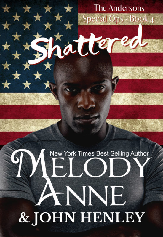 Shattered (Anderson Special Ops, Book 4)
